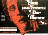 The Curse of Frankenstein - 11 x 14 Movie Poster - Style A