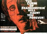 The Curse of Frankenstein - 11 x 17 Movie Poster - Style E