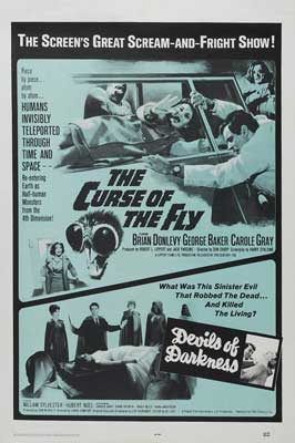 Curse of the Fly - 27 x 40 Movie Poster - Style A
