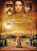 Curse of the Golden Flower - 11 x 17 Movie Poster - Danish Style A