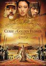 Curse of the Golden Flower - 43 x 62 Movie Poster - Swedish Style A