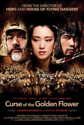 Curse of the Golden Flower - 11 x 17 Movie Poster - Style A