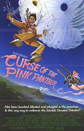 Curse of the Pink Panther - 11 x 17 Movie Poster - Style A