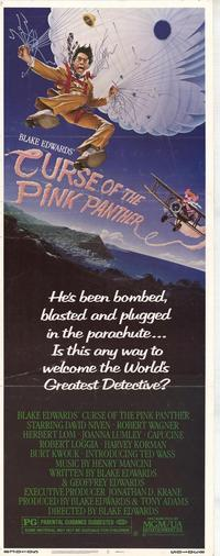 Curse of the Pink Panther - 14 x 36 Movie Poster - Insert Style A