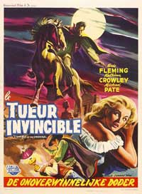 Curse of the Undead - 11 x 17 Movie Poster - Belgian Style A