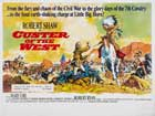 Custer of the West - 27 x 40 Movie Poster - UK Style A