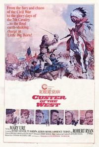 Custer of the West - 27 x 40 Movie Poster - Style A