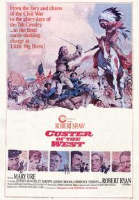 Custer of the West - 43 x 62 Movie Poster - Bus Shelter Style A