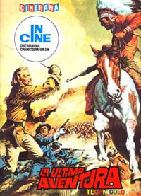 Custer of the West - 11 x 17 Movie Poster - Spanish Style A