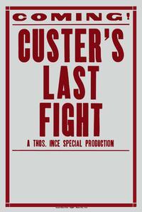 Custer's Last Raid - 11 x 17 Movie Poster - Style C