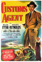 Customs Agent - 27 x 40 Movie Poster - Style A
