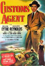 Customs Agent - 11 x 17 Movie Poster - Style A