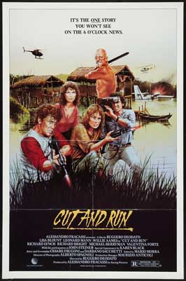 Cut and Run - 11 x 17 Movie Poster - Style D