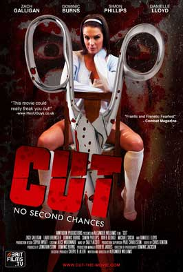 Cut - 11 x 17 Movie Poster - UK Style A
