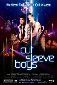 Cut Sleeve Boys - 43 x 62 Movie Poster - Bus Shelter Style A