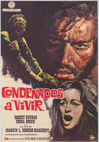Cut Throat 9 - 39 x 55 Movie Poster - Italian Style A