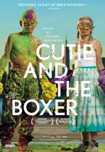 Cutie and the Boxer - 11 x 17 Movie Poster - Canadian Style A