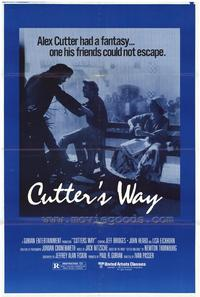 Cutter's Way - 43 x 62 Movie Poster - Bus Shelter Style A