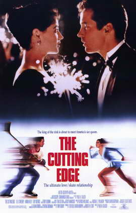The Cutting Edge - 11 x 17 Movie Poster - Style B