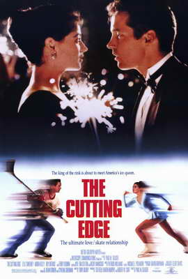 The Cutting Edge - 27 x 40 Movie Poster - Style B