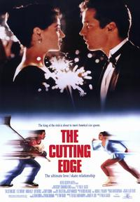 The Cutting Edge - 43 x 62 Movie Poster - Bus Shelter Style A