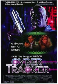 Cyber-Tracker - 27 x 40 Movie Poster - Style A