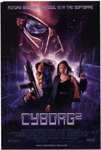 Cyborg 2 - 27 x 40 Movie Poster - Style A