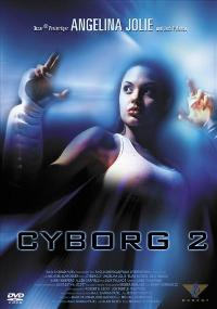 Cyborg 2 - 27 x 40 Movie Poster - German Style A