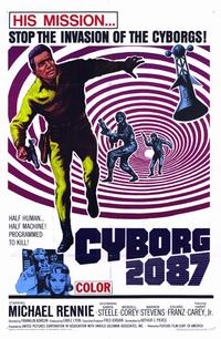 Cyborg 2087 - 11 x 17 Movie Poster - Style A