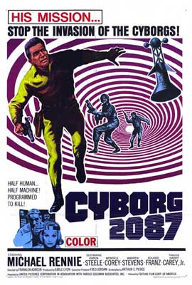 Cyborg 2087 - 27 x 40 Movie Poster - Style A