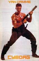 Cyborg - 11 x 17 Movie Poster - Style B