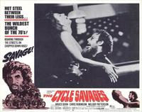 Cycle Savages - 11 x 14 Movie Poster - Style B
