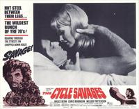 Cycle Savages - 11 x 14 Movie Poster - Style E