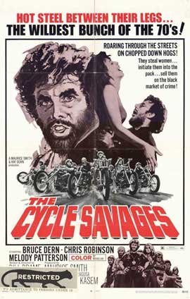 Cycle Savages - 27 x 40 Movie Poster - Style A