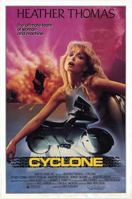 Cyclone - 11 x 17 Movie Poster - Style A