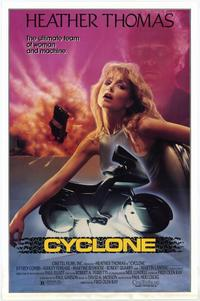 Cyclone - 27 x 40 Movie Poster - Style A