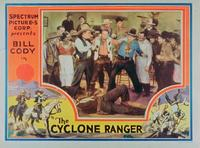 Cyclone Ranger - 11 x 14 Movie Poster - Style A