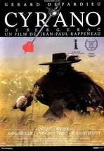 Cyrano de Bergerac - 27 x 40 Movie Poster - French Style A