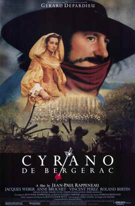 Cyrano de Bergerac - 11 x 17 Movie Poster - Style A