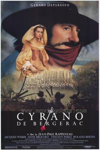 Cyrano de Bergerac - 43 x 62 Movie Poster - Bus Shelter Style A
