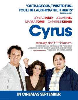Cyrus - 11 x 17 Movie Poster - UK Style A