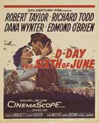 D-Day, the Sixth of June - 11 x 14 Movie Poster - Style A