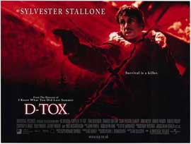 D-Tox (Eye See You) - 27 x 40 Movie Poster - Style B