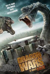 D-War - 27 x 40 Movie Poster - Style B
