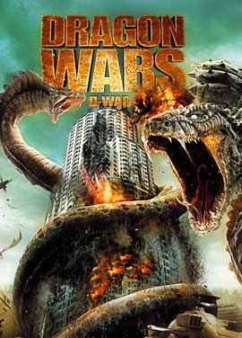 D-War - 11 x 17 Movie Poster - Style A