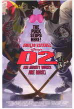 D2 The Mighty Ducks - 27 x 40 Movie Poster - Style A