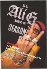 Da Ali G Show - 43 x 62 Movie Poster - Bus Shelter Style A