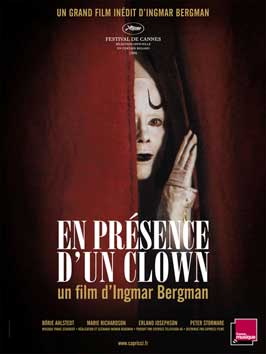 Dabei: Ein Clown - 11 x 17 Movie Poster - French Style A