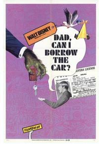 Dad, Can I Borrow the Car? - 11 x 17 Movie Poster - Style A