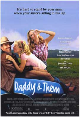 Daddy and Them - 11 x 17 Movie Poster - Style A